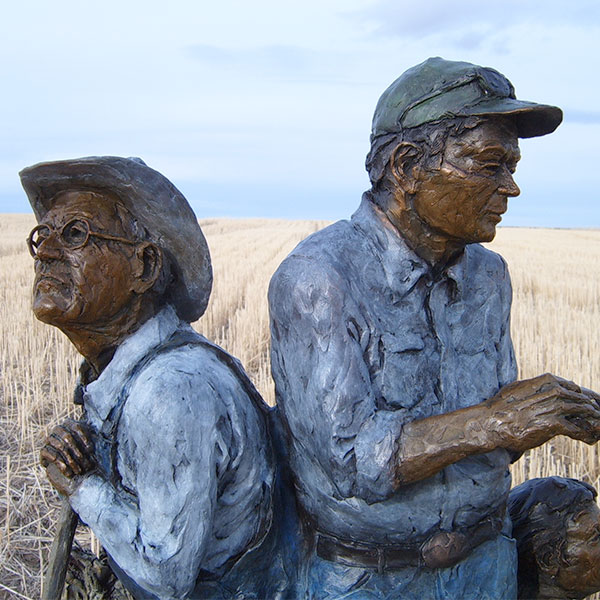 featured bronze bumper crop