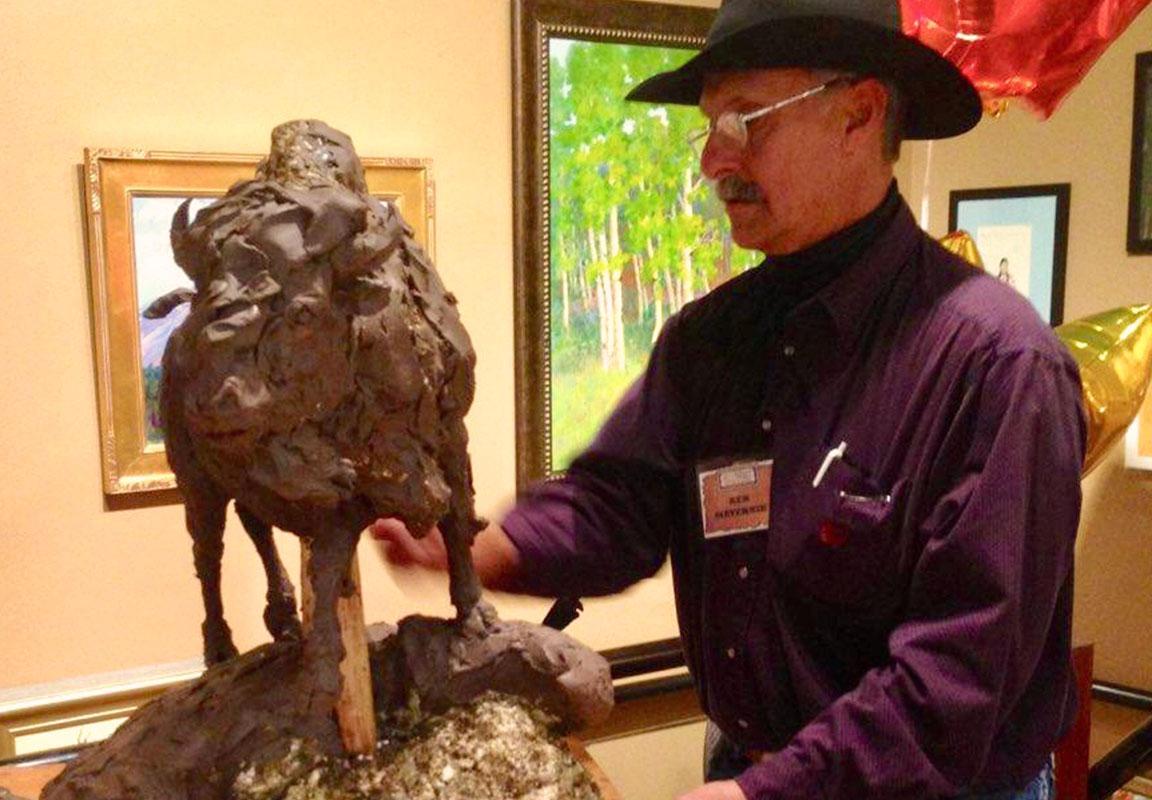 Ken Mayernik Bronzes